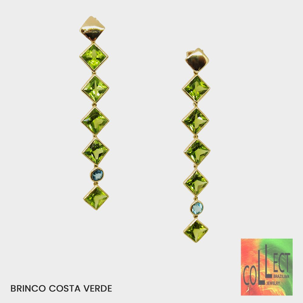 Brazilian Collect Jewellery Dubai 2018